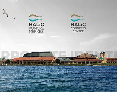 Haliç Congress Center Corporate Identity