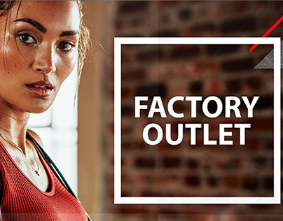 FACTORY OUTLET - designing the store
