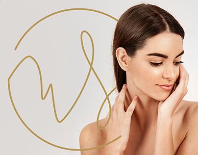 The Wax & Skin Lounge • Identidade Visual