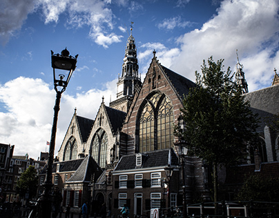 Amsterdam October 2021