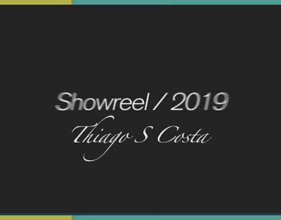 SHOWREEL 2019 MOTION