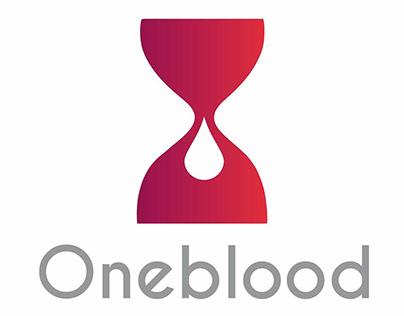 Oneblood - logo