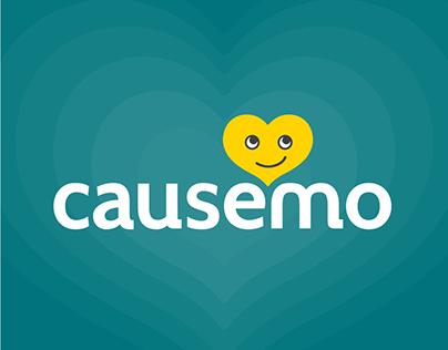 Causemo branding