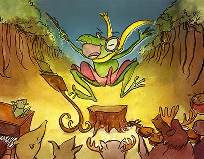 Pippa's Symphony Surprise! Children's Book