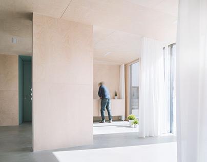 Interior work 2015-2016