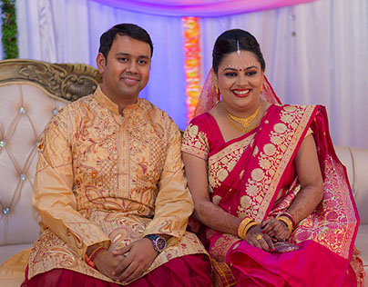Shilpi weds Siddharth, A Bengali Wedding