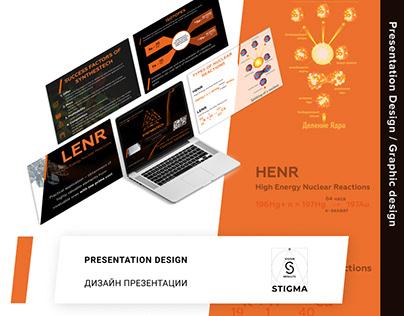 Presentation design project