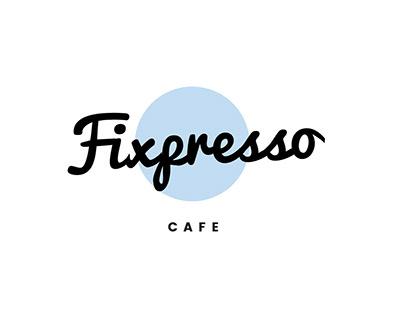 Coffee Shop Logo and Menu Concepts