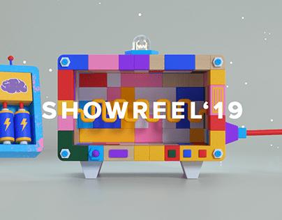 Showreel '19