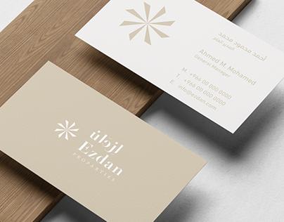 EZDAN | Identity design