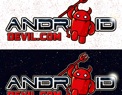 Logo for Android Devil