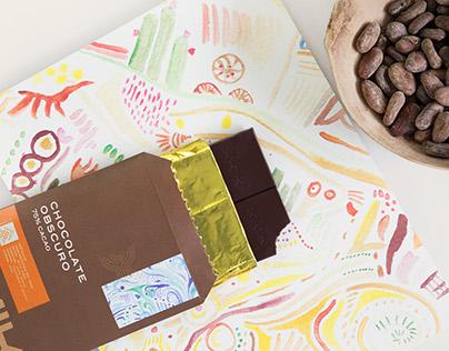 Xkik' chocolate