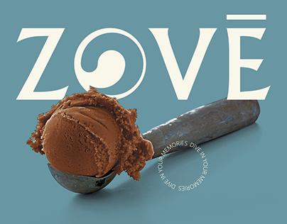 ZOVE - Branding/Packaging/Naming