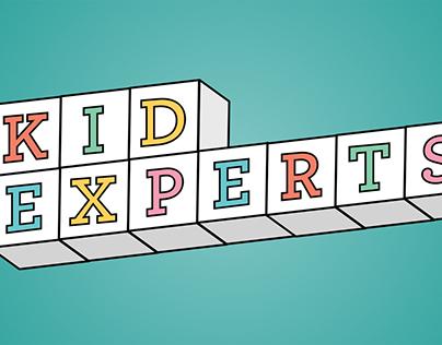 No Small Matter & Kid Experts Logos