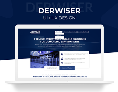 Derwiser Web Design