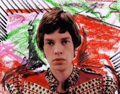 Mick Jagger - Grunge