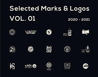 Selected Marks & Logos VOL.01