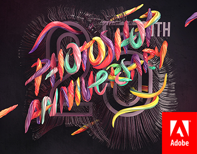 25th Photoshop Anniversary