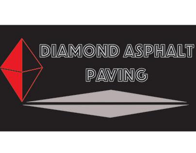 Diamond Asphalt Paving Logo