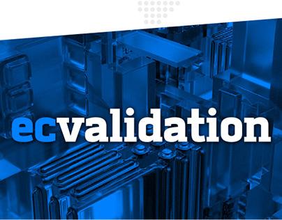 ecvalidation – logo, web, folder
