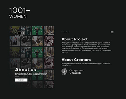 1001+ WOMEN/WEBSITE