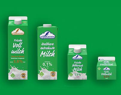 Redesign Schwälbchen Milk