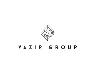 Vazir Group - Website Design