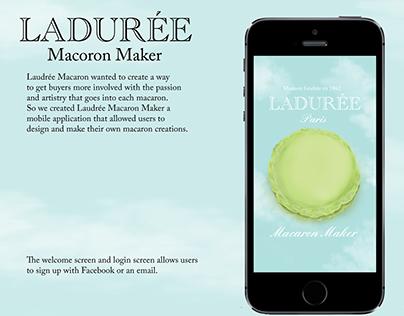 Ladurée Macaron Maker