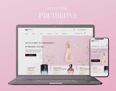 Premiato Perfume Online Store