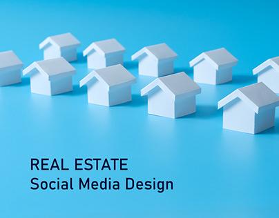 "Real Estate ""Social media design"""