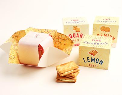 Khong Guan Biscuits - Packaging Design