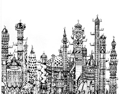 Invisible Cities - Diomira