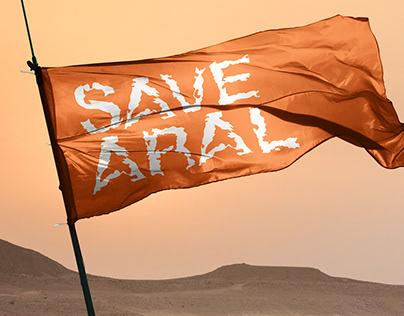 Save aral sea