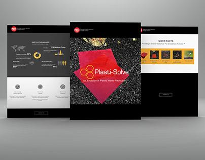 Plasti-Solve Flag Presentation