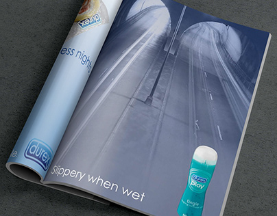 Durex Print Ads: Personal Projects