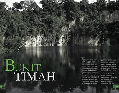 Bukit Timah Magazine Spread