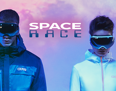 Colmar FW 18/19 Space Race Storytelling