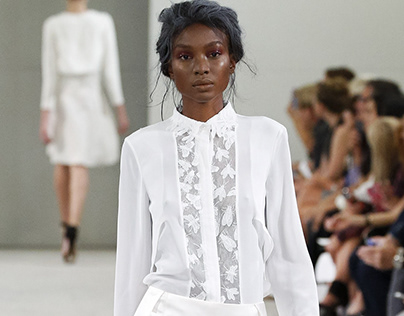 Azede Jean-Pierre SS15 Lace Design