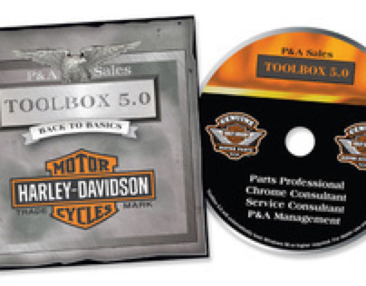 Harley-Davidson Parts and Accessories CD