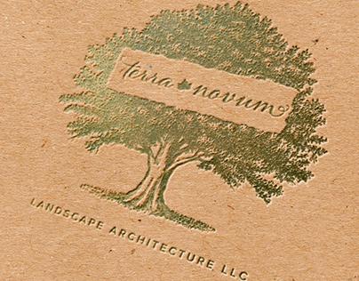 Branding for an architecture firm, Terra Novum