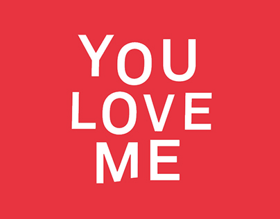 You Love Me, You Love Me Not