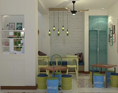 Children's Dining Area