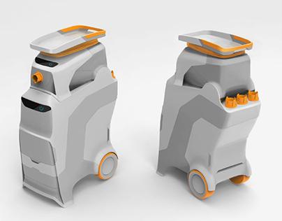 Odkurzacz dla stolarza [Vacuum cleaner for carpenter]