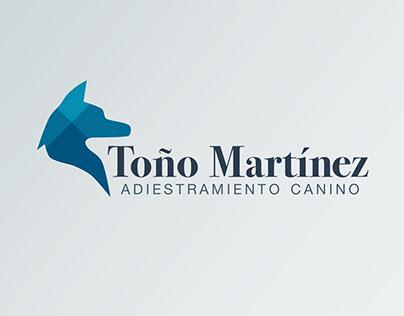 Logo Toño Martínez