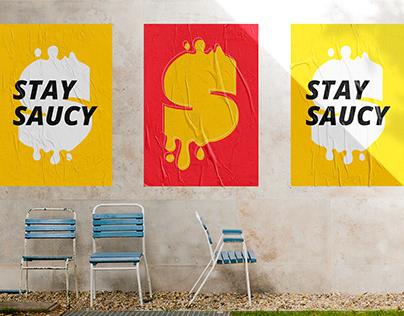 Sauce School Branding