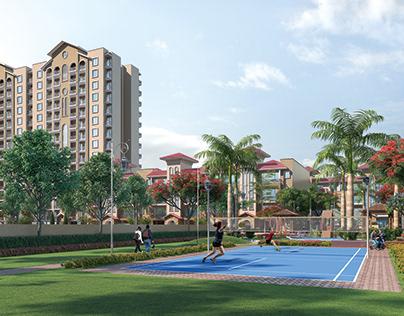 Premium Flats in Mohali at City of Dreams