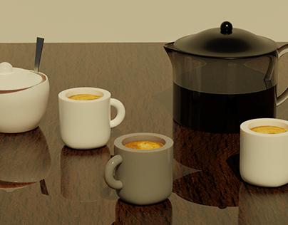 Caffeine overload