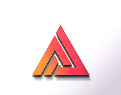 AJ, Creative Logo for Designer