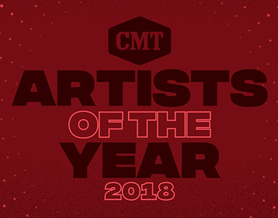 CMT Artists Of The Year 2018 Pitch
