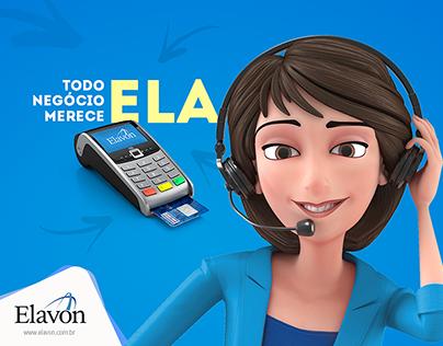 Elavon - Marketing & Comunicação Digital (Planejamento)